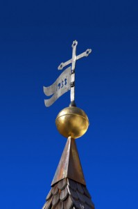 Kirchturmbekrönung